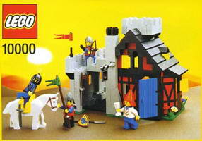 Набор LEGO 10000 Guarded Inn