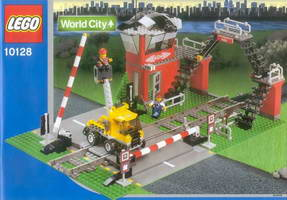Набор LEGO 10128 Train Level Crossing