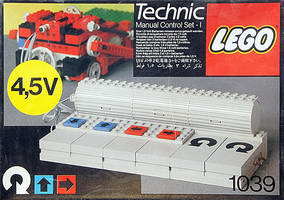 Набор LEGO Manual Control Set 1