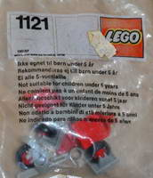 Набор LEGO 1121 Propellers, Wheels and Rotor Unit