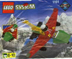 Набор LEGO 1191 Try Bird