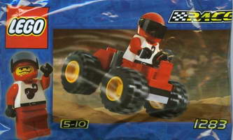Набор LEGO 1283 Red Four Wheel Driver