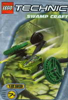 Набор LEGO 1293 Kabaya Promotional Set: Yellow/Green (Swamp Craft) RoboRider