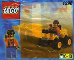 Набор LEGO 1296 Land Scooper