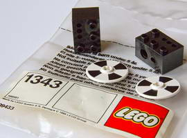 Набор LEGO Optosensors (4.5V) and Discs
