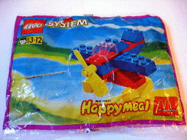 Набор LEGO 1642-2 Lego Motion 3B, Sea Eagle - International version