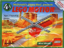 Набор LEGO 1644 Lego Motion 4A, Wind Whirler