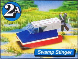 Набор LEGO Lego Motion 2A, Swamp Stinger