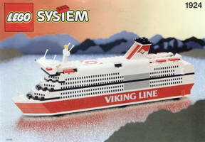 Набор LEGO 1924-2 Viking Line Ferry