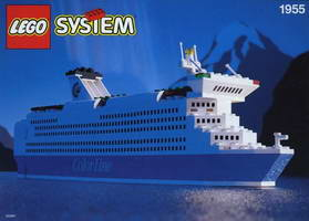Набор LEGO 1955 Color Line Ferry