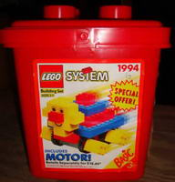 Набор LEGO 1994 Turtle Bucket with Motor