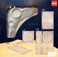 Набор LEGO 305 Two Crater Plates
