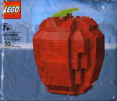 Набор LEGO 3300000 The Brick Apple (LEGO Store Grand Opening Set, Rockefeller Center, New York, NY)