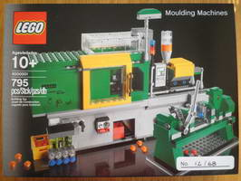 Набор LEGO 4000001 Moulding Machines