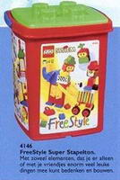 Набор LEGO 4146 Extra Large Freestyle Bucket