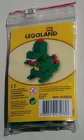 Набор LEGO 4189224 Dragon Sculpture, Ollie, the little dragon from Castleland (Legoland Billund)