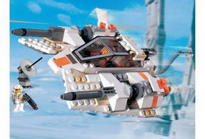 Набор LEGO 4500-2 Rebel Snowspeeder (redesign), Original Trilogy Edition box
