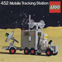 Набор LEGO 452 Mobile Ground Tracking Station