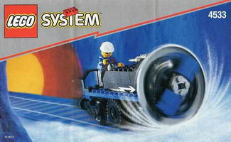 Набор LEGO 4533 Train Track Snow Remover