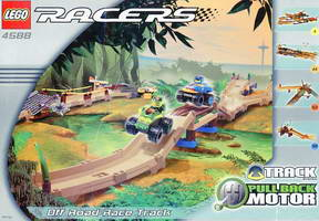 Набор LEGO 4588 Off Road Race Track