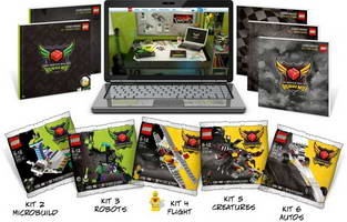 Набор LEGO 4659018 Master Builder Academy: Kits 2-6 Subscription
