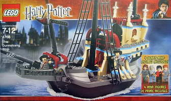 Набор LEGO 4768-2 The Durmstrang Ship with Bonus Mini - Figures (Target exclusive)