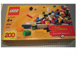 Набор LEGO 4782-2 Creator 200 Piece Box of Bricks - Individual Retail Version