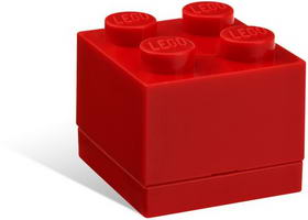 Набор LEGO 5001382 Mini box red