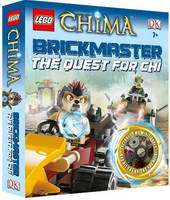 Набор LEGO 5002773 Lego Brickmaster - The Quest for CHI