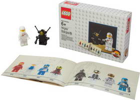 Набор LEGO 5002812 D2C Minifigure Retro Set 2014