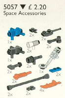 Набор LEGO 5057 Space Accessories