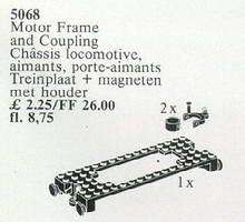 Набор LEGO 5068 Motor Frame and Coupling