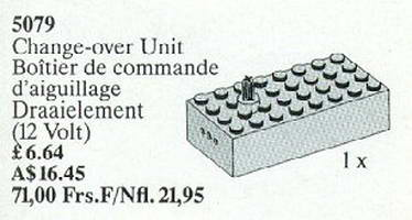 Набор LEGO 5079 Change-Over Unit