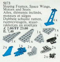 Набор LEGO 5173 Space Jet & Wings