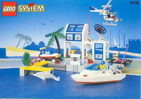 Набор LEGO 6338 Hurricane Harbor