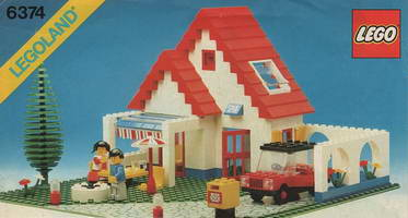 Набор LEGO 6374 Holiday Home