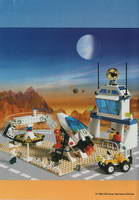 Набор LEGO 6455 Space Simulation Station