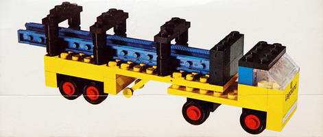 Набор LEGO 647 Lorry with Rails