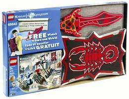 Набор LEGO 65642 The Grand Tournament Limited Edition Value Pack