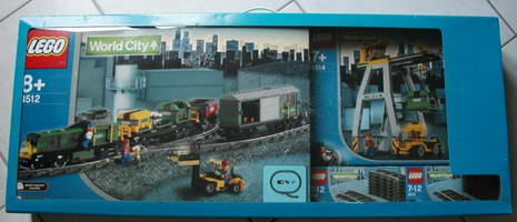 Набор LEGO 65801 Trains Value Pack