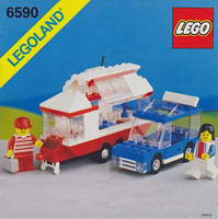 Набор LEGO 6590 Vacation Camper