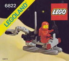 Набор LEGO 6822 Space Digger