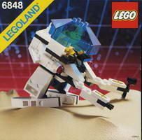 Набор LEGO 6848-3 Strategic Pursuer
