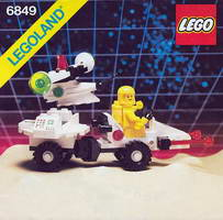 Набор LEGO 6849 Satellite Patroller