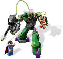 Набор LEGO 6862-2 Superman vs Power Armour Lex