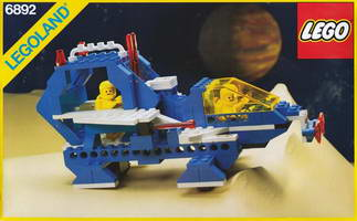 Набор LEGO 6892 Modular Space Transport