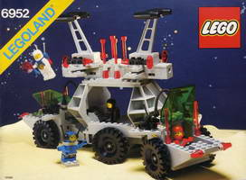 Набор LEGO 6952 Solar Power Transporter