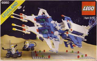 Набор LEGO 6980 Galaxy Commander