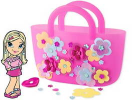 Набор LEGO 7510 Trendy Tote Hot Pink
