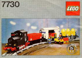 Набор LEGO 7730 Electric Goods Train
